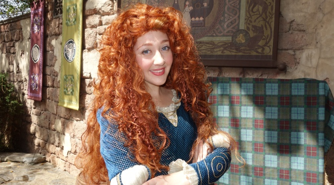 Limited Time Magic – Merida's Coronation at the Magic Kingdom