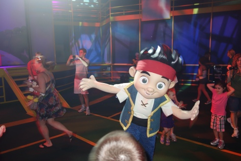 Jake Disney Jr Dance Party Hollywood Studios