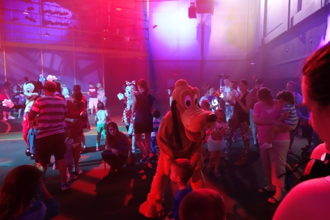 Pluto Disney Jr Dance Party Hollywood Studios