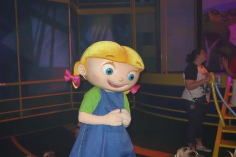 Annie Disney Jr Dance Party Hollywood Studios