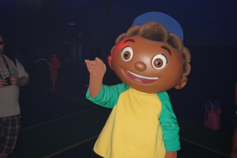 Quncy Disney Jr Dance Party Hollywood Studios