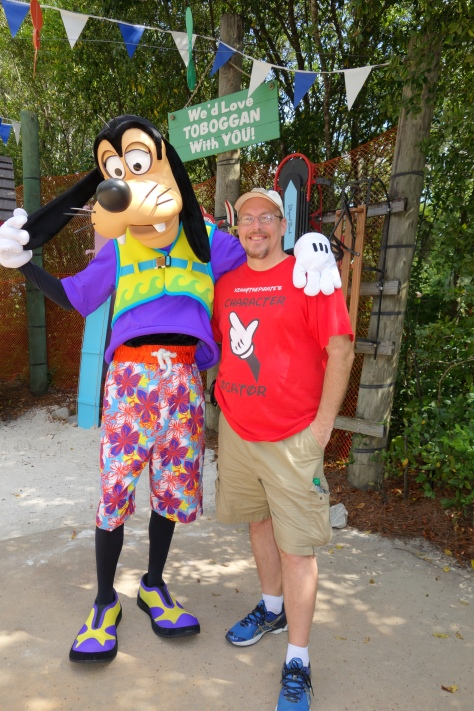 Goofy - Blizzard Beach (1)