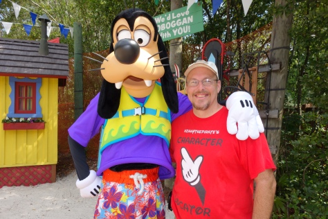 Goofy - Blizzard Beach (4)