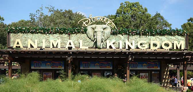 "Disney's Animal Kingdom to ""test"" FASTPASS+ ONLY next week!"