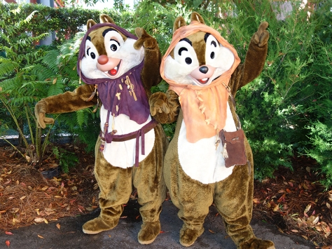 Chip n Dale Chipwoks Star Wars Weekends (2)
