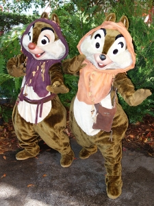 Chip n Dale Chipwoks Star Wars Weekends 2013