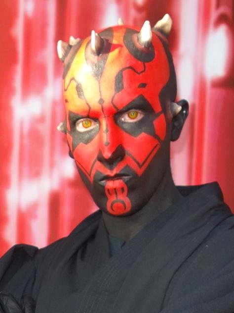 Darth Maul Star Wars Weekends 2013