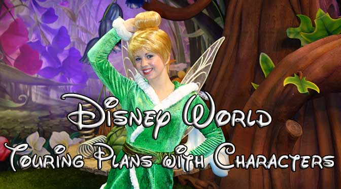 Free Disney World Touring Plans with Characters, EasyWDW Cheat Sheet, Dissney World touringplans