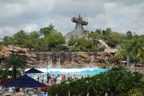 Typhoon Lagoon at Walt Disney World