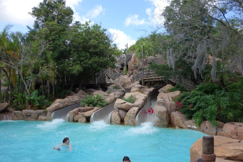Storm Slides Typhoon Lagoon at Walt Disney World