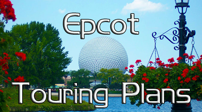 Free Epcot Touring Plans KennythePirate, EasyWDW Cheat Sheet, Disney World touringplans