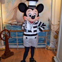 Worldwide Wednesday - A few faces of Mickey Mouse from Disneyland Paris