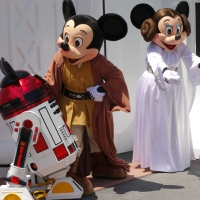 R2-MK at Star Wars Weekends