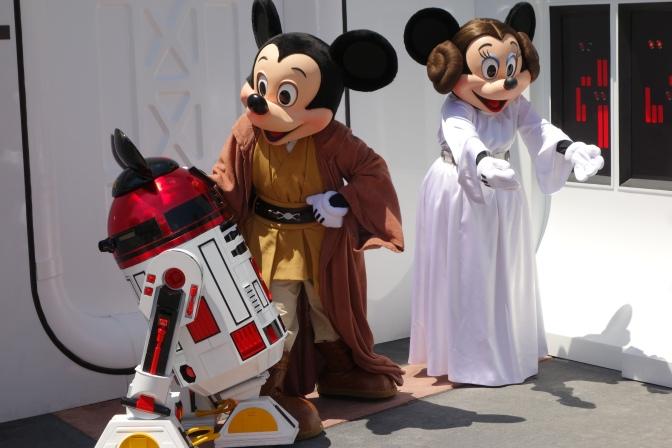 R2-MK at Star Wars Weekends
