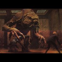 """Life-size"" Rancor to appear for Star Wars Weekends"