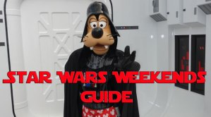 Star Wars Weekends Guide kennythepirate