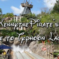 KennythePirate's guide to Typhoon Lagoon