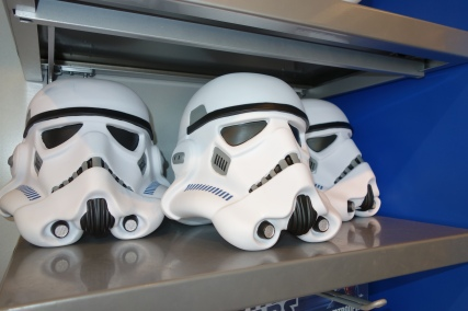 Storm Trooper Helmet Bank
