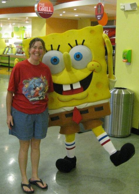 Spongebob Squarepants Nick Hotel 2009