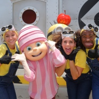 How to meet the Despicable Me characters at Universal Studios