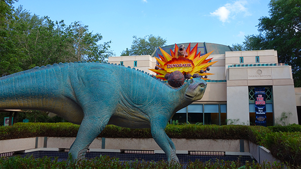 Walt Disney World, Animal Kingdom, Attractions, Dinosaur
