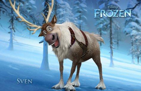frozen 9 sven