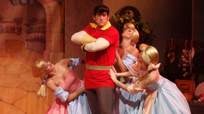 Worldwide Wednesdays:  The Bimbettes, Baker, Prince Adam and more from Disneyland Paris!