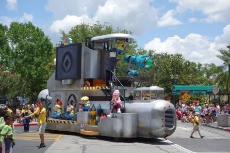 Universal Studios Orlando Despicable Me Meet and Greet (11)