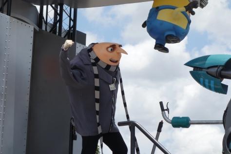 Universal Studios Orlando Despicable Me Meet and Greet (21)