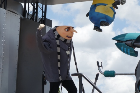 Universal Studios Orlando Despicable Me Meet and Greet (21)
