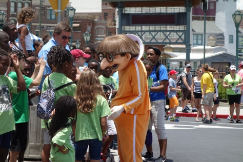 Universal Studios Orlando Despicable Me Meet and Greet (22)