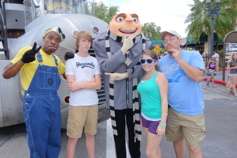 Gru from Despicable Me June 2013