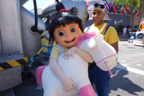 Agnes from Despicable Me June 2013