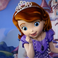 Sofia the First makes her debut at Disney Hollywood Studios in Walt Disney World