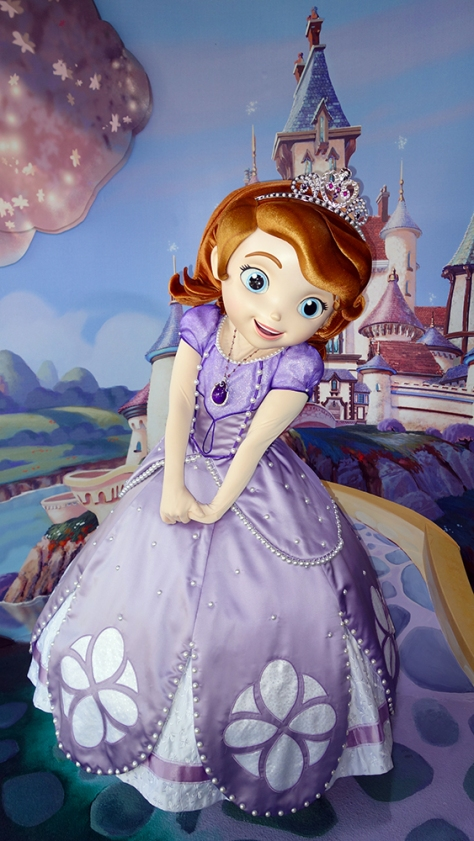 Sofia the First Hollywood Studios (2)
