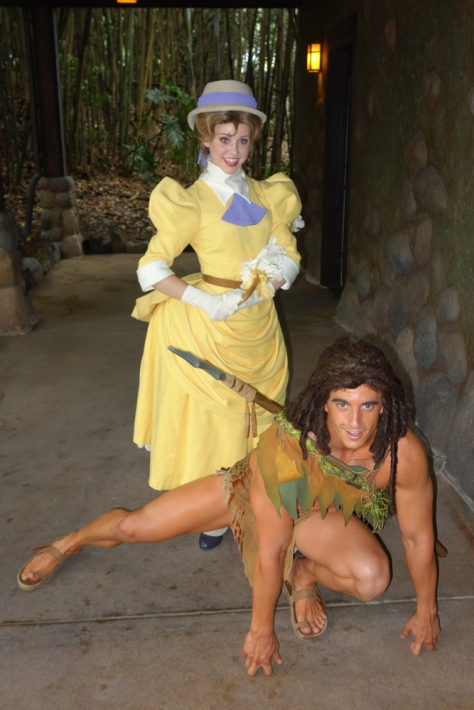 Tarzan-and-Jane-Animal-Kingdom-Training-August-2013-(1)