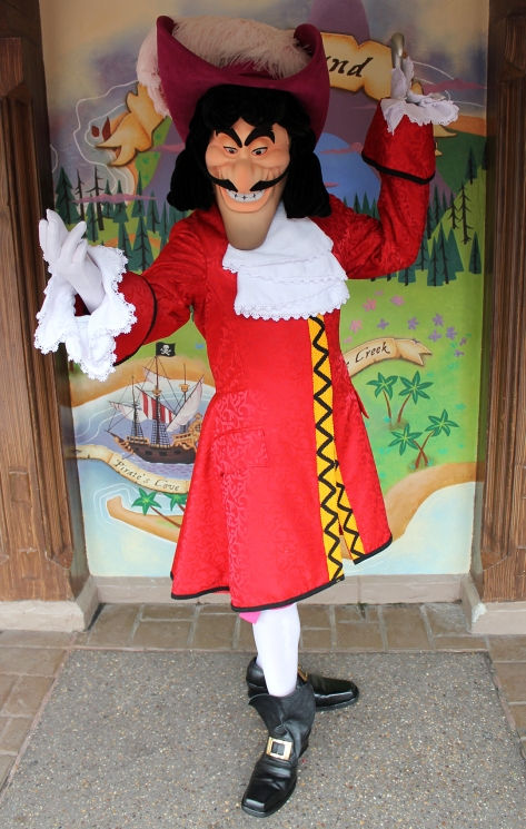 Limited Time Magic Pirates Week Captain Hook