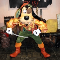 Limited Time Magic:  Pirate's Week with a special Captain Jack and Mack meet and greet