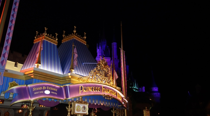 Princess Fairytale Hall: How to meet the Princesses with no confusion