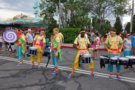 Hop Drum Line