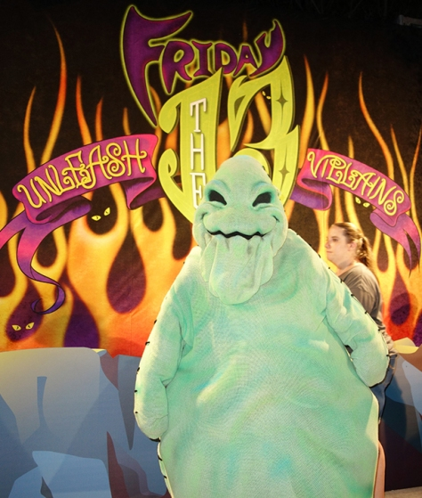 Walt Disney World, Limited Time Magic, Unleash the Villains, Hollywood Studios, Oogie Boogie