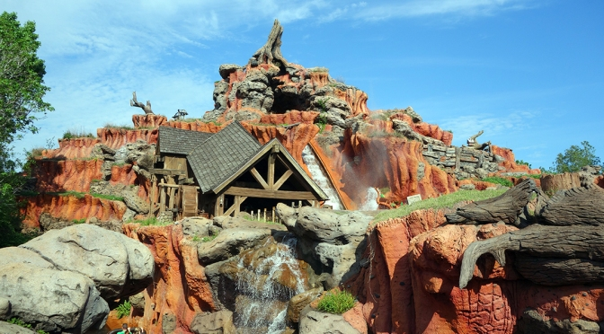 Disney World water rides schedule their annual refurbishments