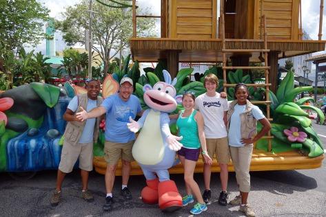 Universal Studios Orlando Dora Meet and Greet (1)