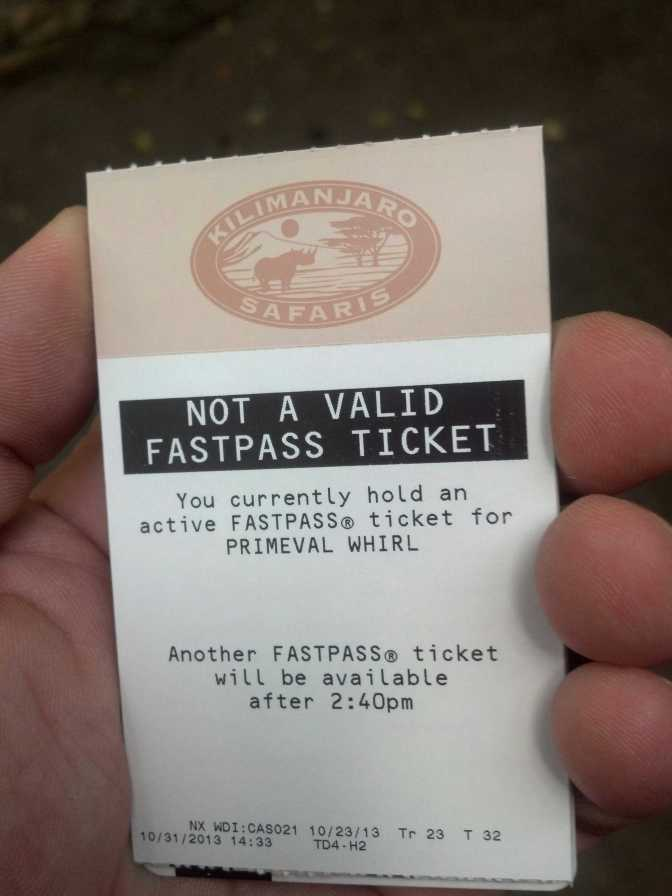 Walt Disney World to test NO HOTEL KEY stays at Pop Century Resort as a part of Fastpass+ rollout