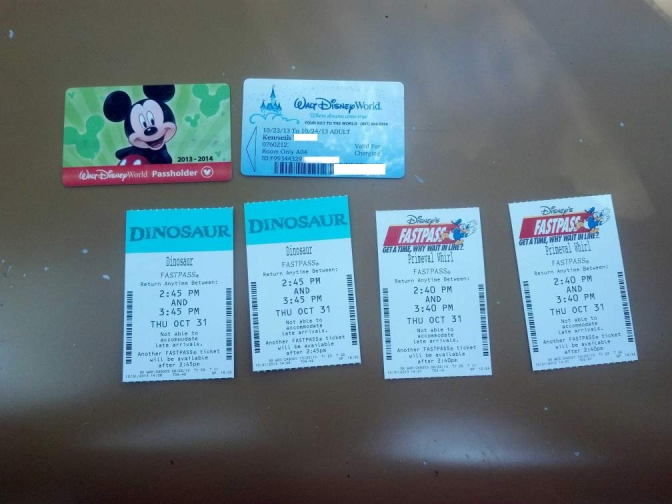 How to get 6 Fastpasses at ONCE at Animal Kingdom