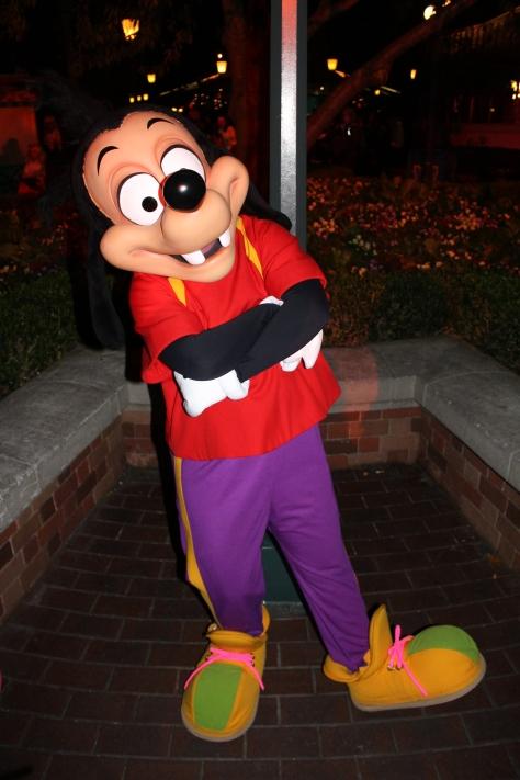 Disneyland Paris, Characters, Halloween, Max Goof