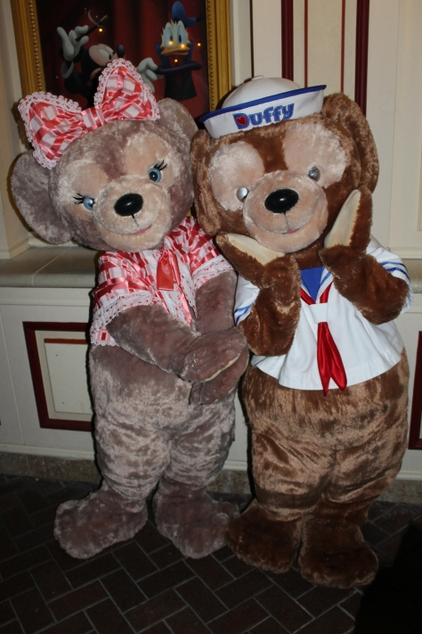 Disneyland Paris, Characters, Halloween, Shellie May, Duffy the Disney Bear