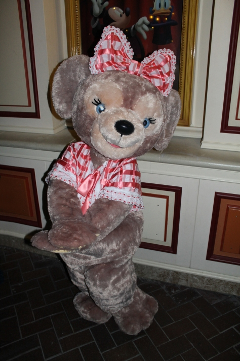 Disneyland Paris, Characters, Halloween, Shellie May