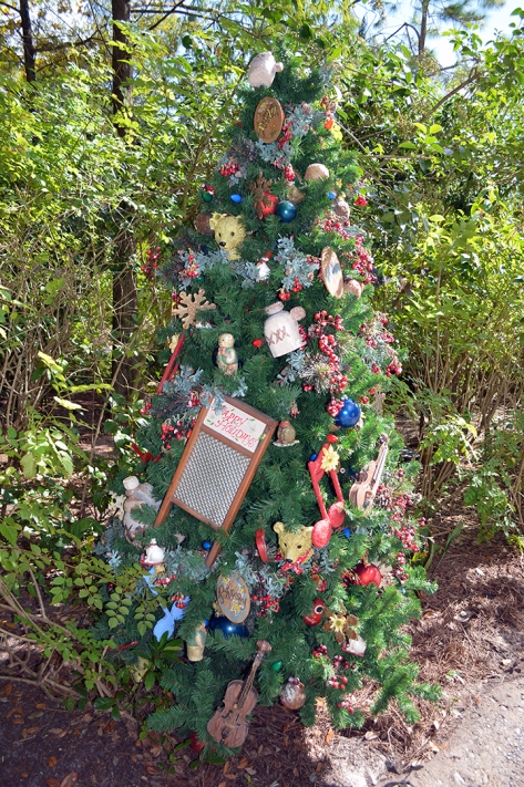 Walt Disney World, Animal Kingdom, Christmas 2013, Camp Minnie Mickey