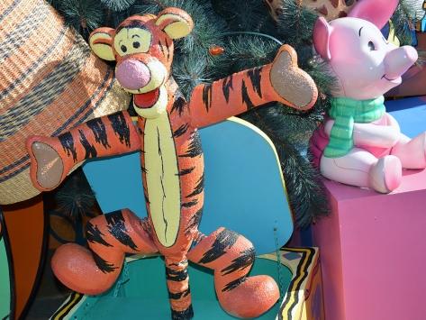Walt Disney World, Animal Kingdom, Christmas 2013, Christmas Tree, Tigger
